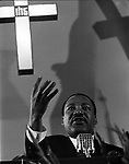 Dr. Martin Luther King Jr preaching from pulpit of Dexter Ave. Baptist Church photographed by im Peppler for an essay published in The Southern Courier December 16, 1967. Copyright Jim Peppler/1967.  This and over 10,000 other images are part of the Jim Peppler Collection at The Alabama Department of Archives and History: http://digital.archives.alabama.gov/cdm4/peppler.php