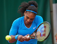 Paris, France, 29 June, 2016, Tennis, Roland Garros, Serena Williams (USA)<br /> Photo: Henk Koster/tennisimages.com