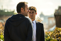 Euphoria (2018)<br /> (Euforia)<br /> Riccardo Scamarcio<br /> *Filmstill - Editorial Use Only*<br /> CAP/MFS<br /> Image supplied by Capital Pictures