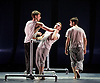 Balletboyz<br /> Life<br /> at Sadler&rsquo;s Wells, London, Great Britain <br /> Fiction by Javier de Frutos <br /> rehearsal <br /> 20th April 2016 <br /> <br /> Andrea Carruciu<br /> Bradley Waller<br /> Edward Pearce<br /> Flatten Esmieu<br /> Harry Price<br /> Jordan Robson<br /> Matthew Rees <br /> Matthew Sanford<br /> Simone Donati <br /> <br /> Photograph by Elliott Franks <br /> Image licensed to Elliott Franks Photography Services