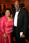 Terrie and Robert Tillman at the Pink Tie Gala at the InterContinental Hotel Saturday March 6,2010. (Dave Rossman Photo)