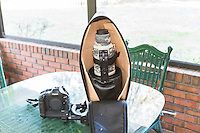 Canon 500mm, f/4 IS USM with Endure Gimbel Head, Canon EoS Mark III