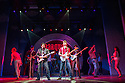 The new musical CARNABY STREET premieres at the Hackney Empire, from Saturday 6th to Sunday 14th April, prior to a UK tour until June 29th. Directed by Bob Tomson, with design by Matthew Wright, lighting design by Nick Richings and choreography by Carole Todd. Picture shows: Mark Pearce (Wild Thing) and Matthew Wycliffe (Jude).