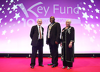 PICTURE BY VAUGHN RIDLEY/SWPIX.COM - Key Fund 10 Year Anniversary - Magna Science Adventure Centre, Sheffield, England - 24/10/12.