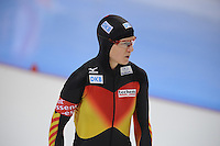 SCHAATSEN: SALT LAKE CITY: Utah Olympic Oval, 16-11-2013, Essent ISU World Cup, 500m, Jenny Wolf (GER), ©foto Martin de Jong