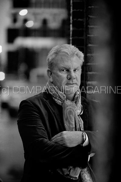Former Belgian footballer and coach Paul Put (Belgium, 22/12/2012)