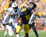 2016 Michigan football vs Penn State, 9-24-16