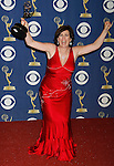 LOS ANGELES, CA. - September 20: Director Dearbhla Walsh of 'Little Dorrit' poses in the press room at the 61st Primetime Emmy Awards held at the Nokia Theatre on September 20, 2009 in Los Angeles, California.