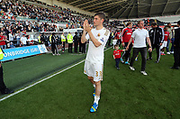 Pictured: Ben Davies.<br />