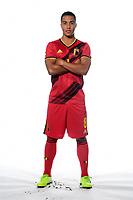 Youri Tielemans midfielder of Belgium  <br /> Tubize 12/11/2019 <br /> Calcio presentazione della nuova maglia della Nazionale del Belgio <br /> Photo De Voecht  Kalut/Photonews/Panoramic/insidefoto<br /> ITALY ONLY
