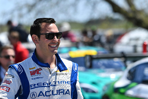 Pirelli World Challenge<br /> Victoria Day SpeedFest Weekend<br /> Canadian Tire Motorsport Park, Mosport, ON CAN Saturday 20 May 2017<br /> Ryan Eversley<br /> World Copyright: Richard Dole/LAT Images<br /> ref: Digital Image RD_CTMP_PWC17046