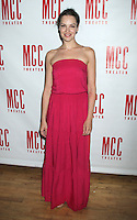 June 14 , 2012 Tammy Blanchard attends the MCC Theater's benefit reading of The Heart Of The Matter afterparty  at the Ramscale in New York City. &copy; RW/MediaPunch Inc. NORTEPHOTO.COM<br />