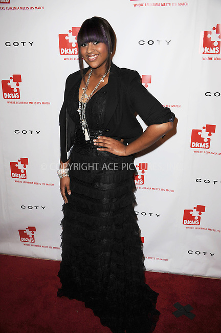 WWW.ACEPIXS.COM . . . . . ....May 7 2009, New York City....Jazmine Sullivan arriving at the 3rd annual DKMS gala at Cipriani 42nd Street on May 7, 2009 in New York City.....Please byline: KRISTIN CALLAHAN - ACEPIXS.COM.. . . . . . ..Ace Pictures, Inc:  ..tel: (212) 243 8787 or (646) 769 0430..e-mail: info@acepixs.com..web: http://www.acepixs.com