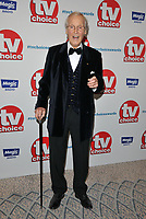 Nicholas Parsons at the TV Choice Awards 2018, The Dorchester Hotel, Park Lane, London, England, UK, on Monday 10 September 2018.<br /> CAP/CAN<br /> &copy;CAN/Capital Pictures