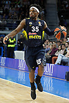 Fenerbahce Istambul's Bobby Dixon during Euroleague, Regular Season, Round 29 match. March 31, 2017. (ALTERPHOTOS/Acero)