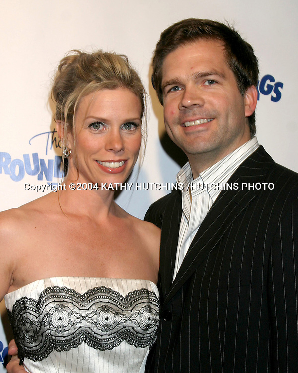 "©2004 KATHY HUTCHINS /HUTCHINS PHOTO.30TH ANNIVERSARY OF ""THE GROUNDLINGS"".HENRY FONDA THEATER.Los Angeles, CA.OCTOBER 5, 2004..CHERYL HINES.HUSBAND"