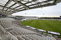 General view of the ground ahead of Hampshire CCC vs Essex CCC, Specsavers County Championship Division 1 Cricket at the Ageas Bowl on 20th September 2017