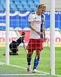 Joel Pohjanpalo (HSV)<br />Hamburg, 28.06.2020, Fussball 2. Bundesliga, Hamburger SV - SV Sandhausen<br />Foto: VWitters/Witters/Pool//via nordphoto<br /> DFL REGULATIONS PROHIBIT ANY USE OF PHOTOGRAPHS AS IMAGE SEQUENCES AND OR QUASI VIDEO<br />EDITORIAL USE ONLY<br />NATIONAL AND INTERNATIONAL NEWS AGENCIES OUT