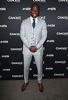 07 March 2018 - Culver City, California - Kwame Patterson. &quot;The Oath&quot; TV Series Los Angeles Premiere held at Sony Pictures Studios.   <br /> CAP/ADM/FS<br /> &copy;FS/ADM/Capital Pictures