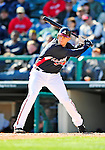 3 March 2010: Atlanta Braves' infielder Freddie Freeman in action during a Grapefruit League game against the New York Mets at Champion Stadium in the ESPN Wide World of Sports Complex in Orlando, Florida. The Braves defeated the Mets 9-5 in the Spring Training matchup. Mandatory Credit: Ed Wolfstein Photo
