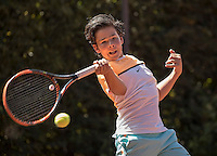 Hilversum, Netherlands, August 10, 2016, National Junior Championships, NJK, Adi Causevic (NED)<br /> Photo: Tennisimages/Henk Koster