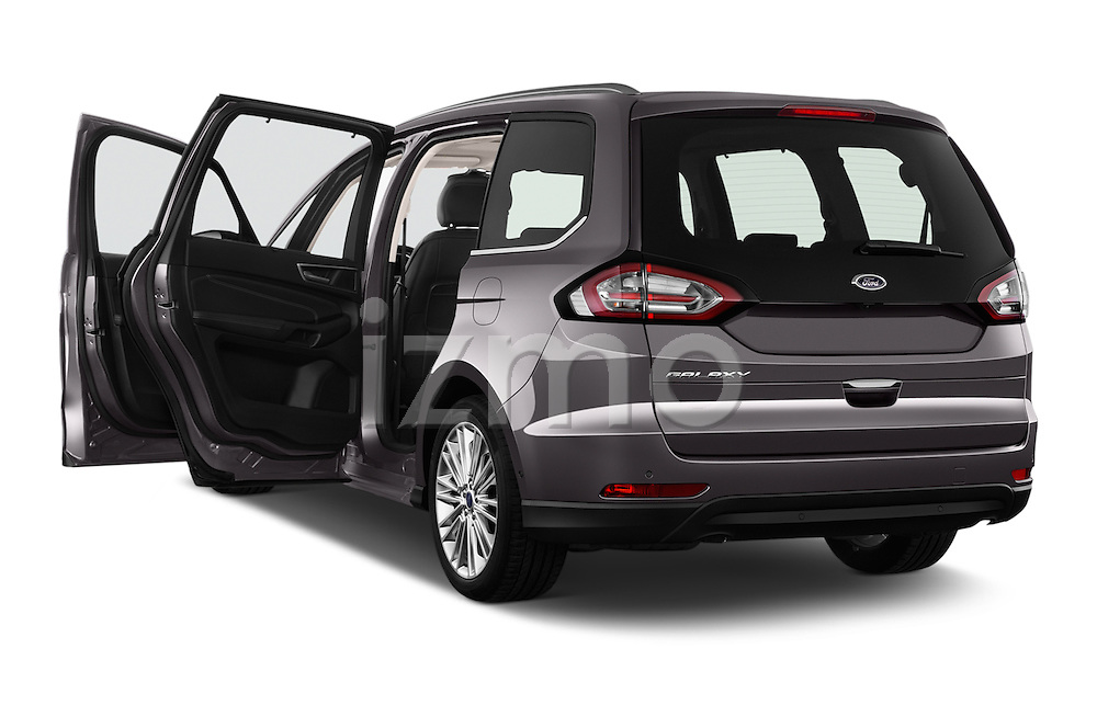 Car images of 2016 Ford Galaxy Titanium 5 Door Minivan Doors