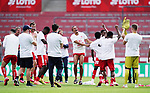 Schlussjubel Mainz<br /><br />Sport: Fussball: 1. Bundesliga:: nphgm001:  Saison 19/20: 33. Spieltag: 1. FSV Mainz 05 vs SV Werder Bremen 20.06.2020 3:1<br />Foto: Wagner/Witters/Pool//via gumzmedia/nordphoto<br /><br /><br /> DFL REGULATIONS PROHIBIT ANY USE OF PHOTOGRAPHS AS IMAGE SEQUENCES AND OR QUASI VIDEO<br />EDITORIAL USE ONLY<br />NATIONAL AND INTERNATIONAL NEWS AGENCIES OUT