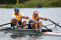 Race: 45  2x (Band 3)  Heat 3<br /> <br /> Peterborough Summer Regatta 2018 - Sunday<br /> <br /> To purchase this photo, or to see pricing information for Prints and Downloads, click the blue 'Add to Cart' button at the top-right of the page.