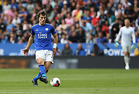 Leicester City's Caglar Soyuncu <br /> <br /> Photographer Stephen White/CameraSport<br /> <br /> The Premier League - Leicester City v Wolverhampton Wanderers - Sunday 11th August 2019 - King Power Stadium - Leicester<br /> <br /> World Copyright © 2019 CameraSport. All rights reserved. 43 Linden Ave. Countesthorpe. Leicester. England. LE8 5PG - Tel: +44 (0) 116 277 4147 - admin@camerasport.com - www.camerasport.com