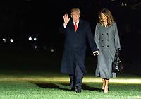 NOV 11 Trumps Return from Paris