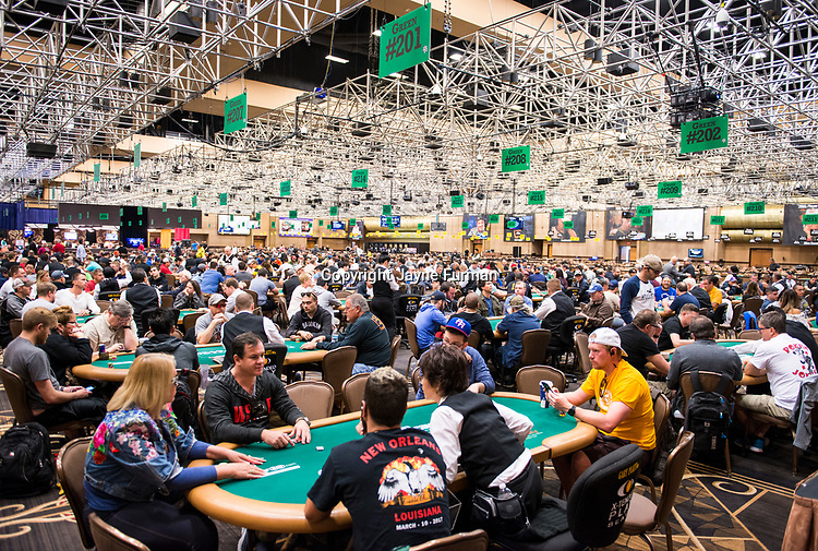Colossus Day 1a Players Pavilion Room