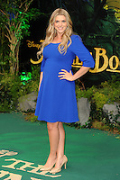 "Anna Williamson<br /> European premiere of ""The Jungle Book"" <br /> BFI IMAX, London"