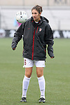 06 December 2009: Stanford's Shira Averbuch. The University of North Carolina Tar Heels defeated the Stanford University Cardinal 1-0 at Aggie Soccer Stadium in College Station, Texas in the NCAA Division I Women's College Cup Championship game.