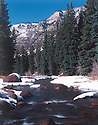 THE EAGLE RIVER<br /> MINTURN, COLORADO