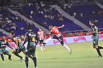 Atlético Junior goleó por 3-0 a La Equidad en Barranquilla y trepó al 3° lugar en el torneo Finalización, a dos puntos de los líderes.