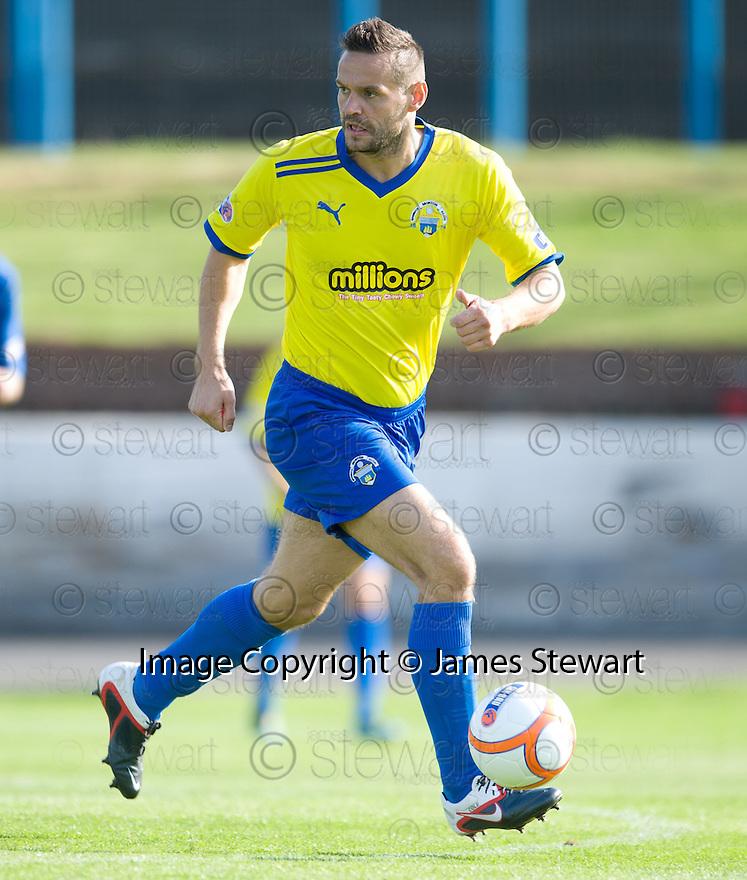 Morton's Mark McLaughlin ...