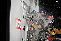 IMSA WeatherTech SportsCar Championship<br /> Motul Petit Le Mans<br /> Road Atlanta, Braselton GA<br /> Saturday 7 October 2017<br /> 3, Chevrolet, Corvette C7.R, GTLM, Antonio Garcia, Jan Magnussen, Mike Rockenfeller<br /> World Copyright: Richard Dole<br /> LAT Images<br /> ref: Digital Image RDPLM453