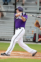 Ashland Eagles Mitch Klein #19 during a game vs. the Minnesota State Mavericks at Lake Myrtle Main Field in Auburndale, Florida;  March 5, 2011.  Minnesota State defeated Ashland 4-3 in the second game of a double header.  Photo By Mike Janes/Four Seam Images