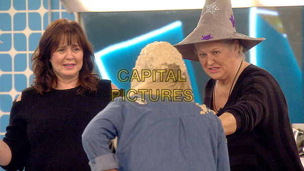 Celebrity Big Brother 2017<br /> Coleen Nolan, Bianca Gascoigne, Kim Woodburn<br /> *Editorial Use Only*<br /> CAP/KFS<br /> Image supplied by Capital Pictures