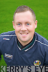 Darren Delaney member of the Saint Brendans Ardfert Hurling squad,
