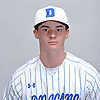 Nick Fressle of Division poses for a portrait during Newsday's varsity baseball season preview photo shoot at company headquarters on Saturday, March 18, 2017.