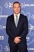 LONDON, UK. October 15, 2019: Sir Chris Hoy at the National Lottery Awards 2019, London.<br /> Picture: Steve Vas/Featureflash