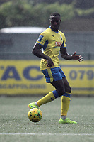Salvyn Kisitu of Haringey during Haringey Borough vs Corinthian Casuals, BetVictor League Premier Division Football at Coles Park Stadium on 10th August 2019