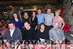 Richard Walsh & Associates  Tralee staff enjoying their christmas party at Finnegans on Friday. Pictured l-r John Kirby, Terry Thompson, Maura Hitchin, Noel Moore. Back l-r Aoife Moynihan, Catherine Sign, Mags Quillinan, Richard Walsh, Brendan Harty, Helen Byrnes