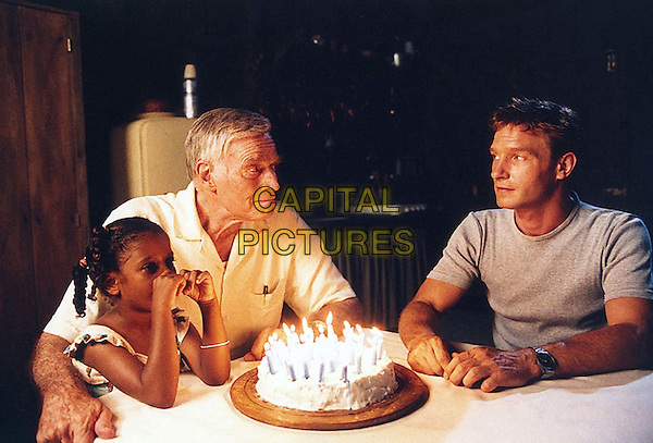 CHARLTON HESTON & THOMAS KRETSCHMANN.in My Father.Filmstill - Editorial Use Only.Ref: FB.www.capitalpictures.com.sales@capitalpictures.com.Supplied by Capital Pictures
