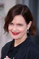 "Elizabeth McGovern<br /> arriving for the premiere of ""The Wife"" at Somerset House, London<br /> <br /> ©Ash Knotek  D3418  09/08/2018"