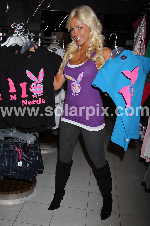 **ALL ROUND PICTURES FROM SOLARPIX.COM**.**SYNDICATION RIGHTS FOR UK, AUSTRALIA, DENMARK, PORTUGAL, S. AFRICA, SPAIN & DUBAI (U.A.E) ONLY**.Hugh Hefner's Number One Girlfriend  Crystal Harris aka (Crystal Carter ) and  Playboy Playmate of the Month for December 2009 .Chrysral was at The Playboy Store in Las Vegas Nevada USA..This pic:Crystal Harris ..JOB REF:10270     PHZ/PRN    DATE: 14.11.09.**MUST CREDIT SOLARPIX.COM OR DOUBLE FEE WILL BE CHARGED**.**MUST NOTIFY SOLARPIX OF ONLINE USAGE**.**CALL US ON: +34 952 811 768 or LOW RATE FROM UK 0844 617 7637**