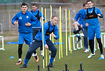 St Johnstone Training 07.04.17