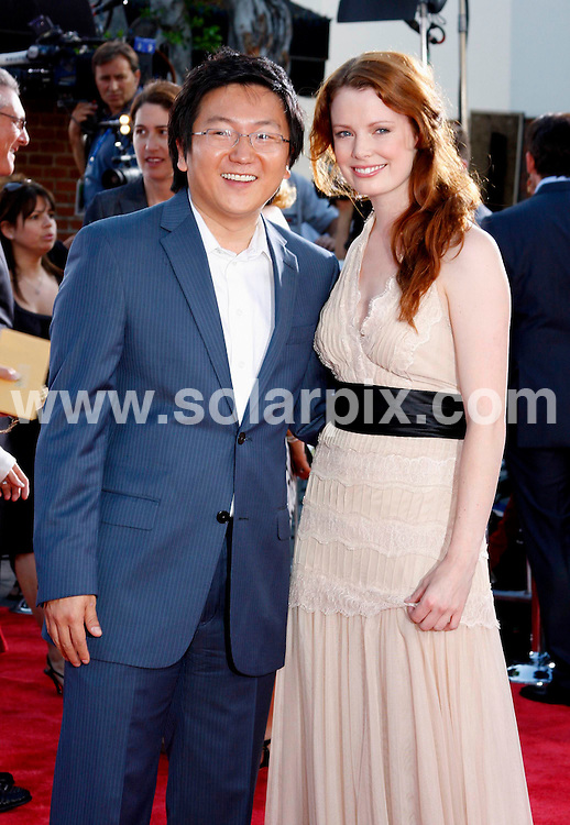 "**ALL ROUND PICTURES FROM SOLARPIX.COM**.**SYNDICATION RIGHTS FOR UK, SPAIN, PORTUGAL, AUSTRALIA, S.AFRICA & DUBAI (U.A.E) ONLY**.Arrivals for the world premiere of ""Get Smart"" held at the Westwood Village Theatre, Westwood, CA, USA. 16th June 2008..This pic: Masi Oka..JOB REF: 6657 PHZ/Albert L. Ortega    .DATE: 16_06_2008.**MUST CREDIT SOLARPIX.COM OR DOUBLE FEE WILL BE CHARGED* *UNDER NO CIRCUMSTANCES IS THIS IMAGE TO BE REPRODUCED FOR ANY ONLINE EDITION WITHOUT PRIOR PERMISSION*"
