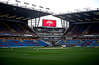 30th November 2019; Turf Moor, Burnley, Lanchashire, England; English Premier League Football, Burnley versus Crystal Palace; General view of Turf Moor - Strictly Editorial Use Only. No use with unauthorized audio, video, data, fixture lists, club/league logos or 'live' services. Online in-match use limited to 120 images, no video emulation. No use in betting, games or single club/league/player publications